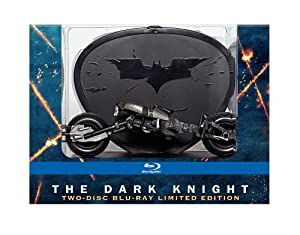 Cover Image for 'Dark Knight: Limited Edition with Batpod , The'