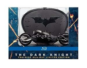 The Dark Knight (Limited Edition with Batpod) [Blu-ray]