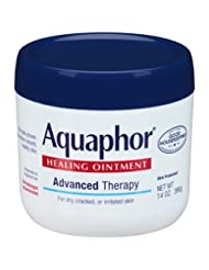 Aquaphor Advanced Therapy Healing Ointment Skin Protectant 14...