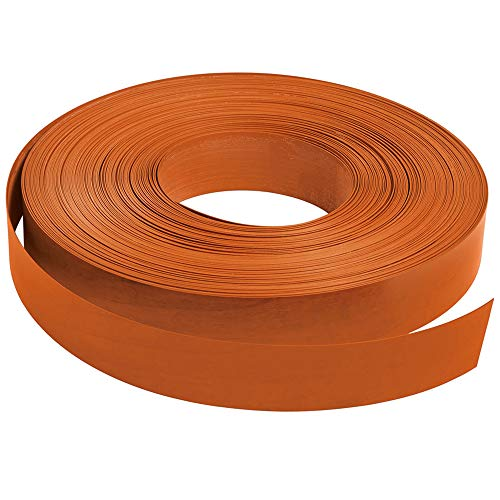 Slide Insert Vinyl - Slatwall Insert - Vinyl - Orange - 130 Feet
