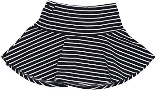 UPC 889604102156, Polo Ralph Lauren Girl's Striped Ponte Flared Skirt X-Large Navy Multi