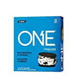 Cheap ONE Protein Bar – Cookies and Creme