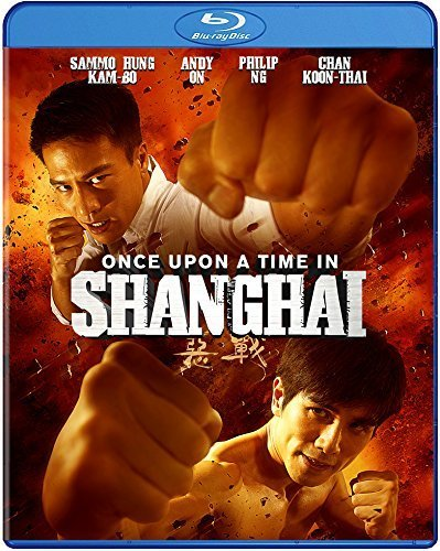 Once Upon A Time In Shanghai [Blu-ray] by Well Go USA
