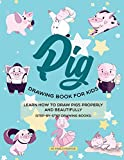 Best Disney Tablets For Adults - Pig Drawing Book for Kids: Learn How to Review