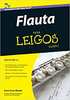 Flauta Para Leigos (Em Portuguese do Brasil)