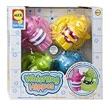 : ALEX Toys Rub a Dub Whistling Hippos