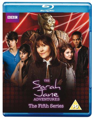 Sarah Jane Adventures Series 5 [Blu-ray]