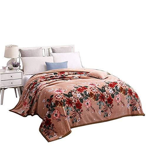 Amazon.com: LF - Manta para sofá y cama (tamaño grande/queen ...