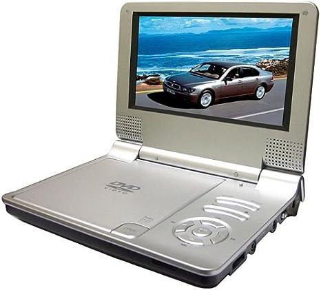 Amazon.com: Curtis dvd8009 reproductor de DVD portátil con ...