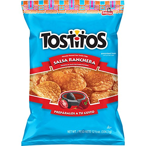 Tostitos Salsa Ranchera Flavored Tortilla Chips, 12.5 Ounce