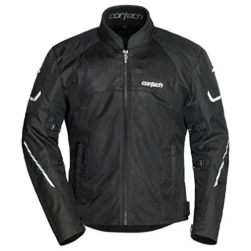 Cortech GX-Sport Air 5.0 Jacket (Medium) (Black)