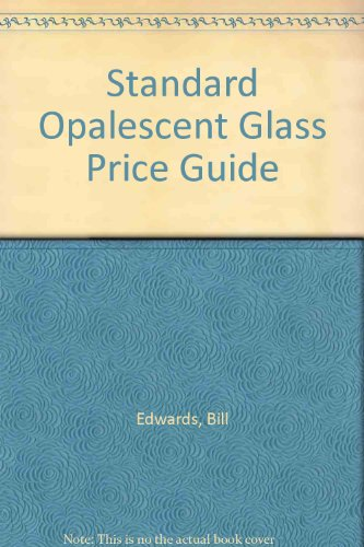 The standard opalescent glass price guide