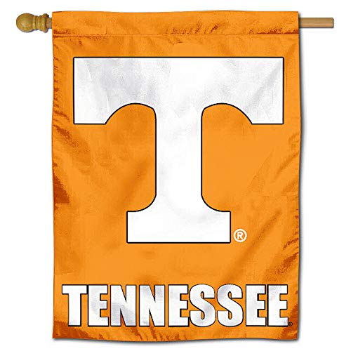 College Flags and Banners Co. University of Tennessee Volunteers House Flag