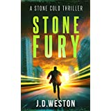 Stone Fury: A Harvey Stone Action Thriller (Stone Cold Thriller Series Book 2)