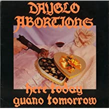 Here Today Guano Tomorrow - 1988 - (Canada) - Vinyl Records - LP