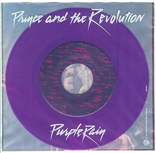 prince purple rain 45 - 7