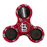MLB St Louis Cardinals LED Slogan Fidget Hand Spinners
