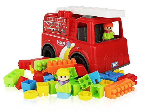 fire-truck-with-blocks-52-piece-set-comes-with-characters-build-on-the-truck-itself-truck-could-be-u