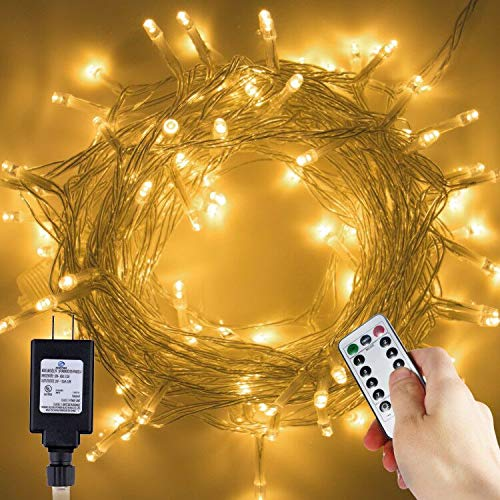Warm Clear Led Christmas Lights