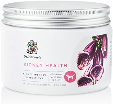 Dr. Harvey s Kidney Health Kidney Support Supplement for Dogs 4 Ounces