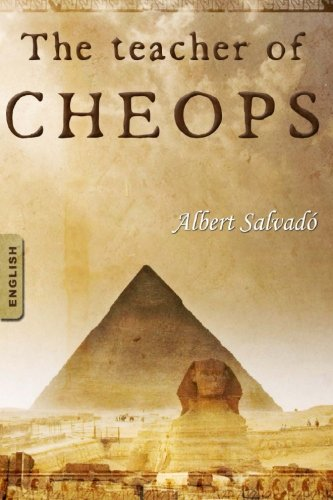"""The teacher of Cheops"" av Albert Salvadó"