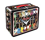 Aquarius Fender Guitars Tin Lunch Box