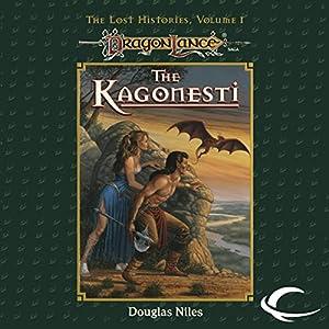 The Kagonesti Audiobook