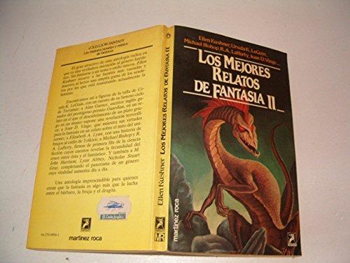 Los Mejores Relatos De Fantasia Ii/Basilisk