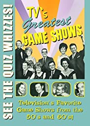 TV\'s Greatest Game Shows - A Tribute to the Pioneers of Television Quiz Shows