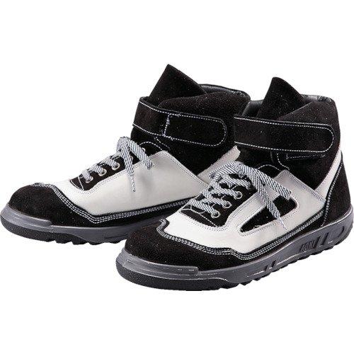 青木安全靴 ZR-21BW 24.5cm ZR-21BW-24.5 安全靴(短靴JIS規格品) B0792RCZB3