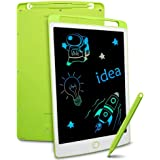 Richgv LCD Writing Tablet, 10 Inches Digital Electronic Graphics Tablet Ewriter with Memory Lock for Kids and Adults