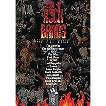 BEST ROCK BANDS OF ALL TIME [ 2 DVD'S] AC/DC,BLUR,CREAM,PEARL JAM,NIRVANA,AEROSMITH Y MAS....