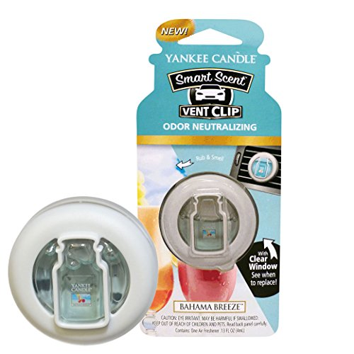 yankee-candle-company-1304389z-car-vent-clip-hw-bahama-breeze-aroma-diffusers