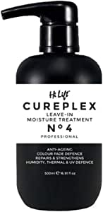 Hi Lift CUREPLEX BOND 500ml No.4 Leave-In Moisture Hair Treatment - Repairs & Strengthens