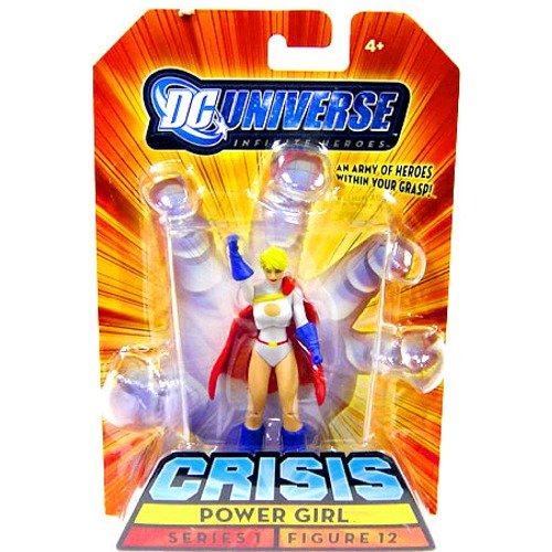 DC Universe Infinite Heroes Powergirl