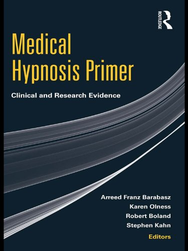 Medical Hypnosis Primer: Clinical and Research Evidence Pdf