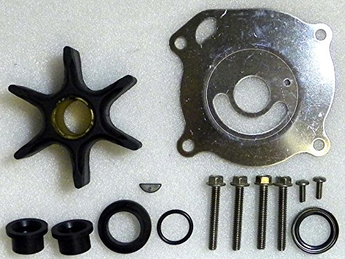 Johnson Evinrude Impeller Service Kit 85 Hp 1973-1977 PWC 18-3384 OEM# 386124, 439140