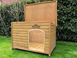 Pets Imperial Extra Large Insulated Wooden