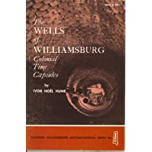 Wells of Williamsburg Colonial Time Capsule