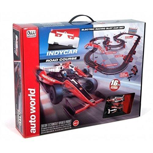 Auto World 16' IndyCar Slot Car Race Set by Auto World (Image #1)