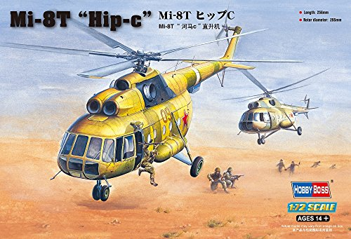 Hobby Boss Mi-17 Hip-H Airplane Model Building Kit