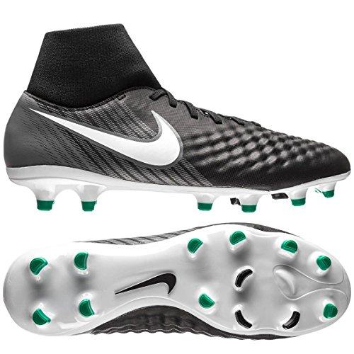 schwarz 002 Homme Nike Magista stadion Grün weiß Football Fg Ii De cool Noir Chaussures Onda Df Grau 1vnfaqU1R