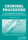 Criminal Procedure: A Contemporary Perspective, James R. Acker, David C. Brody, 1449652344