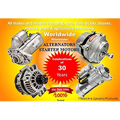ALTERNATOR LR180-746E 23100-70T02 LR180-746E-MR 2310070T02 LR180746E 2310070T02 LR180746EMR