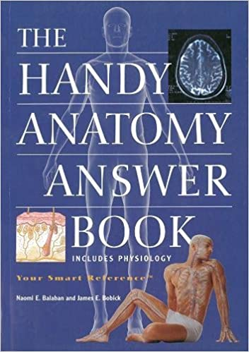 Amazon com: The Handy Anatomy Answer Book (The Handy Answer
