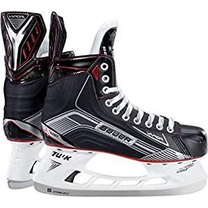 Bauer Vapor X500 Senior Ice Hockey Skates, 8.0 D