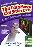 The Cat's Meow Cat Sitter DVD (Animal Planet)