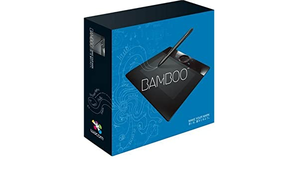 DOWNLOAD DRIVERS: BAMBOO MTE 450 K A