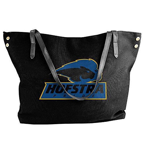 Hofstra University Pride Handbag Shoulder Bag For Women (Hofstra Costume Shop)