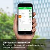 Wemo Mini Smart Plug 3-Pack, WiFi Enabled, Works